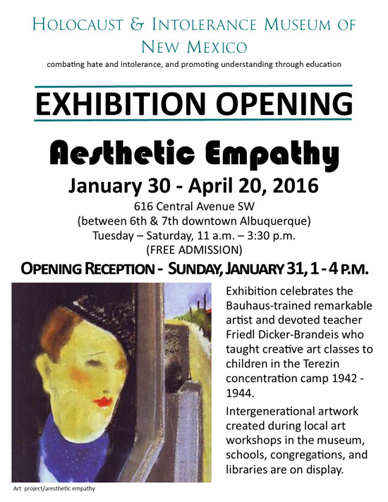 Aesthetic Empathy - Exhibition Opening